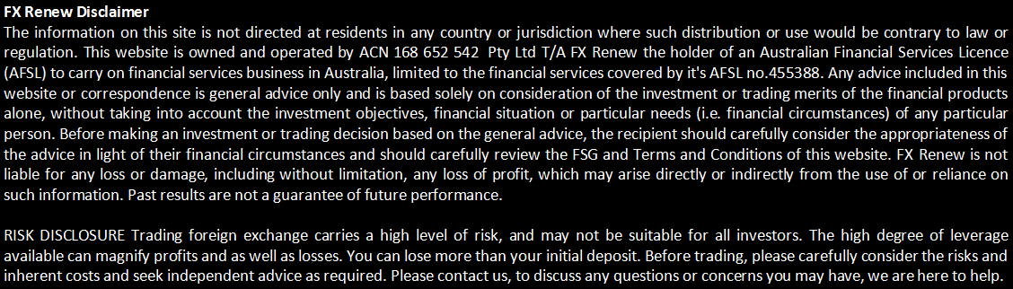 Forex renewal system rules