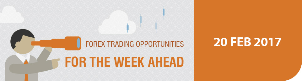 Forex Trading Opportunities for the Week Ahead 20 Feb 2017